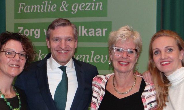 CDA Almere Nieuwjaarsreceptie