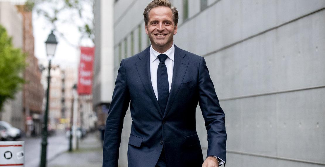 Hugo de Jonge wil CDA-lijsttrekker worden