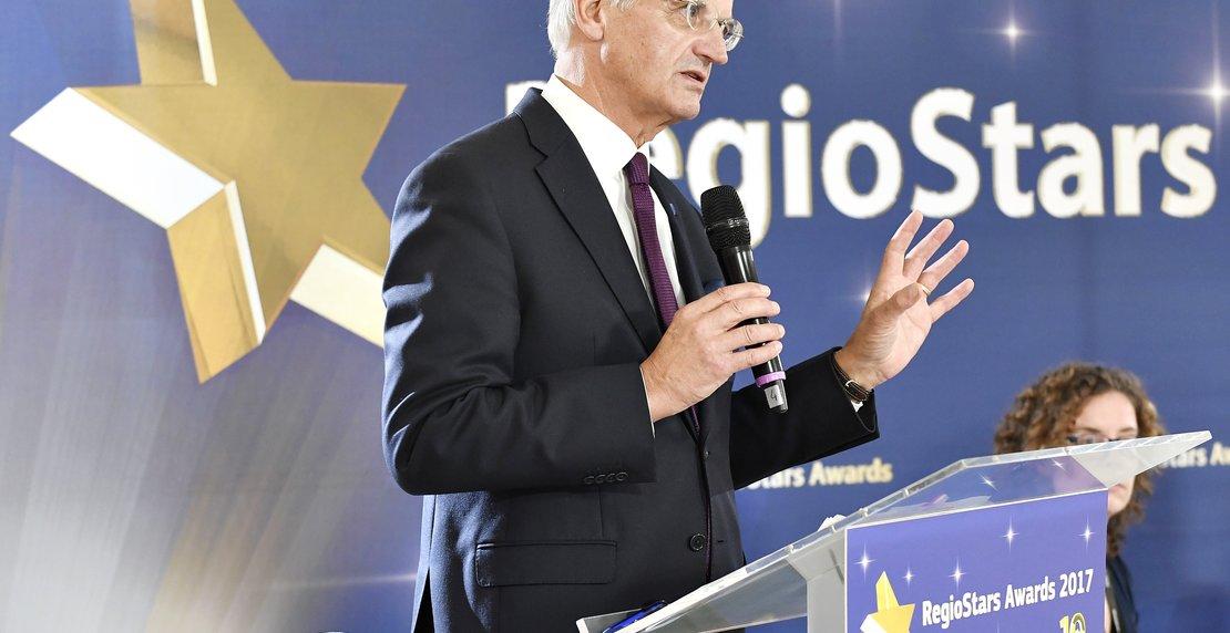 EU REGIOSTARS 2017