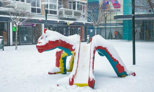 07-02-2021: Nieuws: Winterweer: Nederland