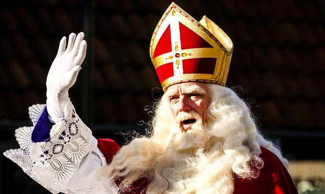 Landelijke intocht Sinterklaas in Zaanstad