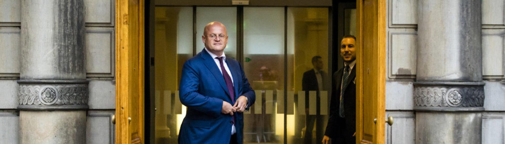 Constituerend beraad Rutte III