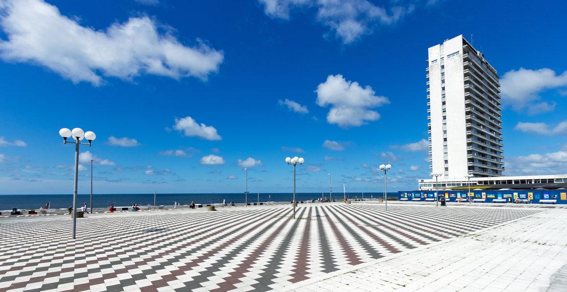 Zandvoort promenade