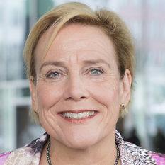 Portret Ank Bijleveld