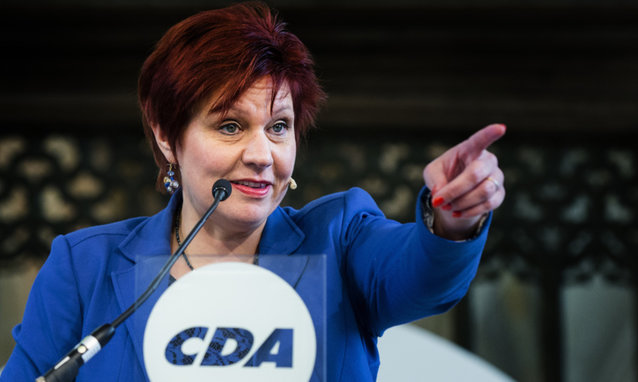 CDA houdt najaarscongres in Alkmaar