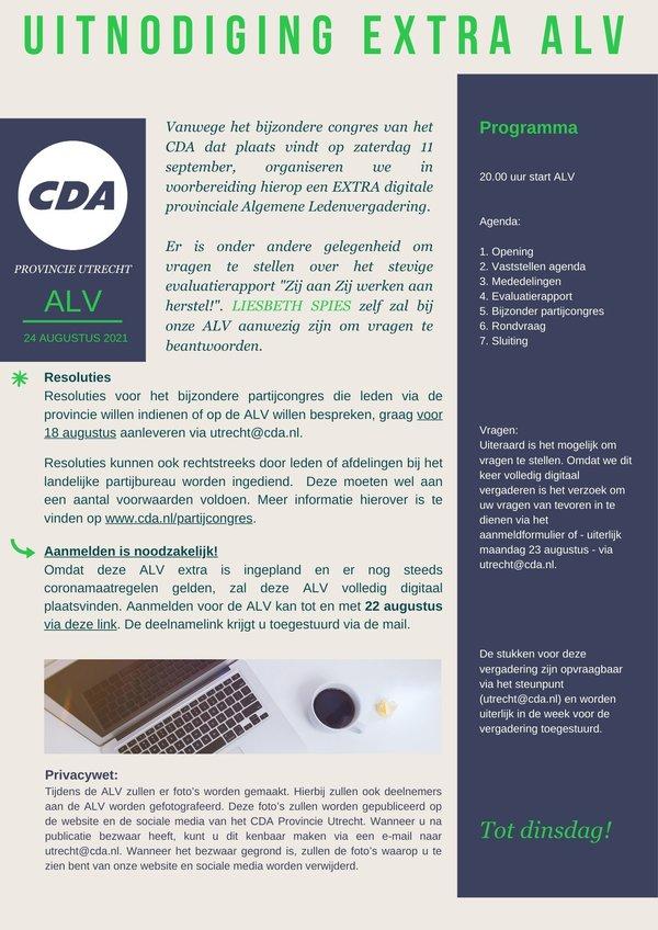 Kopie van Kopie van Uitnodiging ALV nov 2020