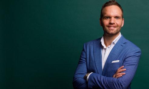 Derk Boswijk campagnefoto