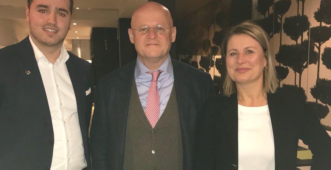 CDA Meerssen In Gesprek Met Minister Grapperhaus